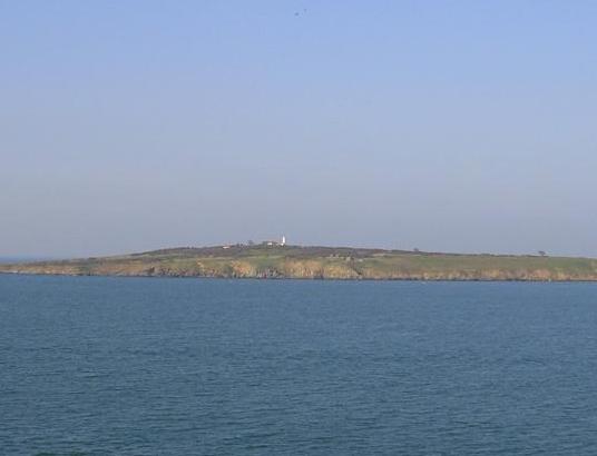 Остров Свети Кирик е свещено място за Аполония и за Созопол